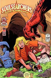 Cover Thumbnail for Soulsearchers and Company (Claypool Comics, 1993 series) #66
