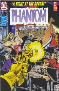 Cover Thumbnail for Phantom of Fear City (Claypool Comics, 1993 series) #11