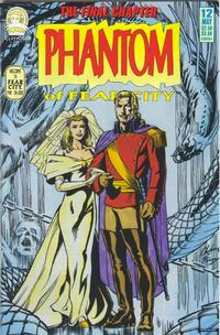 Cover Thumbnail for Phantom of Fear City (Claypool Comics, 1993 series) #12
