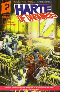 Cover Thumbnail for Harte of Darkness (Malibu, 1991 series) #2