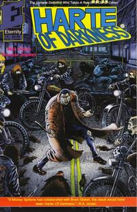 Cover Thumbnail for Harte of Darkness (Malibu, 1991 series) #3