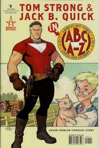 Cover Thumbnail for ABC: A-Z, Tom Strong and Jack B. Quick (DC, 2005 series) #1