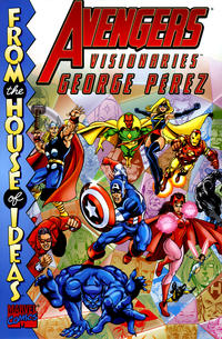 Cover Thumbnail for Avengers Visionaries (Marvel, 1999 series) #[nn]