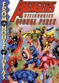 Cover Thumbnail for Avengers Legends (Marvel, 2002 series) #3 - George Perez Book 1