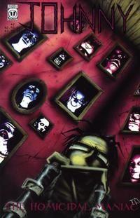 Cover Thumbnail for Johnny, the Homicidal Maniac (Slave Labor, 1995 series) #2 [Second Printing]