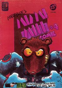 Cover Thumbnail for Miami Mice (Rip Off Press, 1986 series) #4
