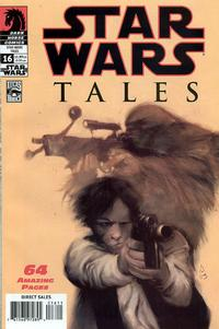 Cover Thumbnail for Star Wars Tales (Dark Horse, 1999 series) #16 [Cover A]