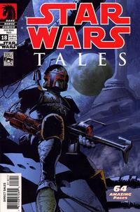 Cover Thumbnail for Star Wars Tales (Dark Horse, 1999 series) #18 [Cover A]