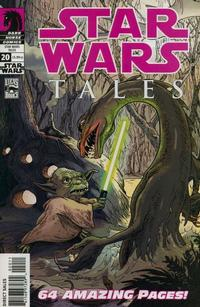 Cover Thumbnail for Star Wars Tales (Dark Horse, 1999 series) #20 [Cover A]