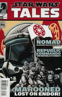Cover Thumbnail for Star Wars Tales (Dark Horse, 1999 series) #22 [Cover A]