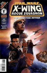 Cover Thumbnail for Star Wars: X-Wing Rogue Squadron (Dark Horse, 1995 series) #8