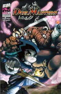 Cover Thumbnail for Duel Masters (Dreamwave Productions, 2003 series) #8
