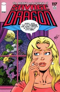 Cover for Savage Dragon (Image, 1993 series) #117
