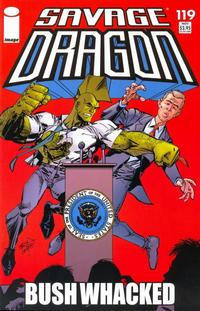 Cover Thumbnail for Savage Dragon (Image, 1993 series) #119