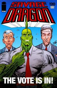Cover Thumbnail for Savage Dragon (Image, 1993 series) #120