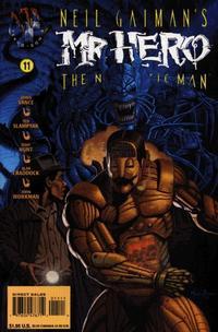 Cover Thumbnail for Neil Gaiman's Mr. Hero - The Newmatic Man (Big Entertainment, 1995 series) #11