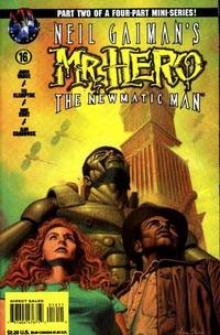 Cover Thumbnail for Neil Gaiman's Mr. Hero - The Newmatic Man (Big Entertainment, 1995 series) #16