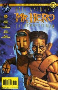 Cover Thumbnail for Neil Gaiman's Mr. Hero - The Newmatic Man (Big Entertainment, 1995 series) #17