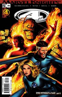 Cover Thumbnail for Marvel Knights 4 (Marvel, 2004 series) #14