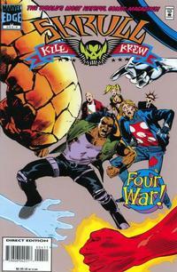 Cover Thumbnail for Skrull Kill Krew (Marvel, 1995 series) #4