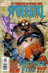 Cover Thumbnail for Spider-Girl (Marvel, 1998 series) #87