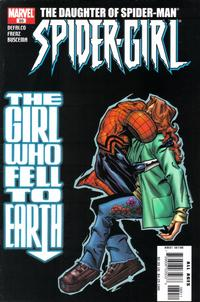 Cover Thumbnail for Spider-Girl (Marvel, 1998 series) #89
