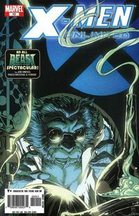 Cover Thumbnail for X-Men Unlimited (Marvel, 2004 series) #10