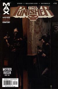 Cover Thumbnail for Punisher (Marvel, 2004 series) #18