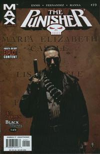 Cover Thumbnail for Punisher (Marvel, 2004 series) #19