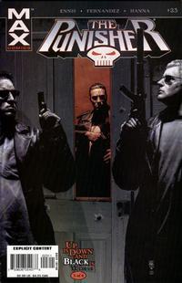 Cover Thumbnail for Punisher (Marvel, 2004 series) #23
