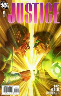Cover Thumbnail for Justice (DC, 2005 series) #11