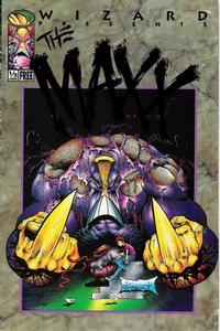Cover Thumbnail for Wizard Presents: Maxx (Wizard Entertainment, 1993 series) #1/2