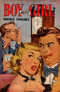 Cover Thumbnail for Boy Meets Girl (Lev Gleason, 1950 series) #15