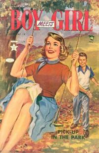 Cover Thumbnail for Boy Meets Girl (Lev Gleason, 1950 series) #18