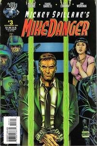 Cover Thumbnail for Mickey Spillane's Mike Danger (Big Entertainment, 1995 series) #3