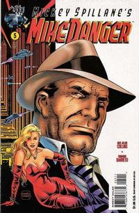 Cover Thumbnail for Mickey Spillane's Mike Danger (Big Entertainment, 1995 series) #5