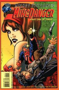 Cover Thumbnail for Mickey Spillane's Mike Danger (Big Entertainment, 1995 series) #7