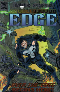 Cover Thumbnail for Double Edge: Alpha (Marvel, 1995 series) #1