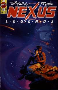 Cover Thumbnail for Nexus Legends (First, 1989 series) #1
