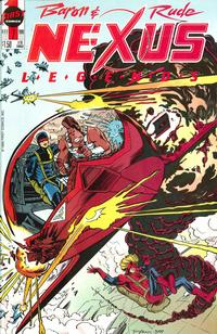 Cover Thumbnail for Nexus Legends (First, 1989 series) #7