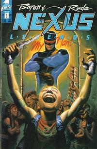 Cover Thumbnail for Nexus Legends (First, 1989 series) #9