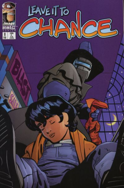 Cover for Leave It to Chance (Image, 1996 series) #8