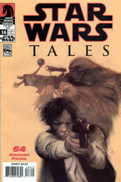 Cover for Star Wars Tales (Dark Horse, 1999 series) #16 [Cover B - Photo Cover]