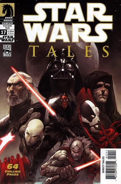 Cover for Star Wars Tales (Dark Horse, 1999 series) #17 [Cover B - Photo Cover]