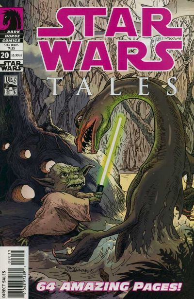Cover for Star Wars Tales (Dark Horse, 1999 series) #20 [Cover A]
