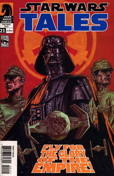 Cover for Star Wars Tales (Dark Horse, 1999 series) #21 [Cover B - Photo Cover]