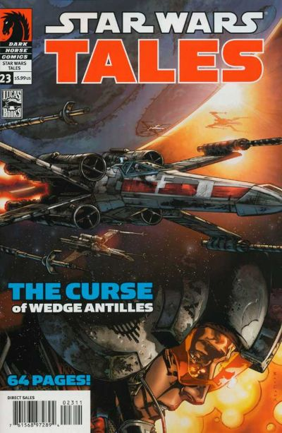 Cover for Star Wars Tales (Dark Horse, 1999 series) #23 [Cover A]