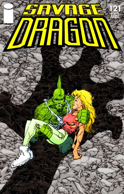 Cover for Savage Dragon (Image, 1993 series) #121