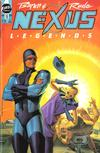 Cover for Nexus Legends (First, 1989 series) #16