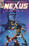 Cover for Nexus Legends (First, 1989 series) #18